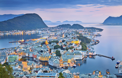 Cheap flights to Ålesund