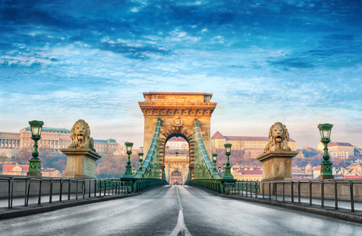 Cheap flights to Budapest