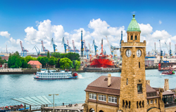 Cheap flights to Hamburg