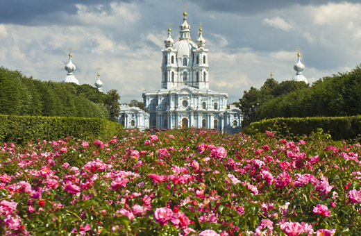 Cheap flights to Saint-Petersburg