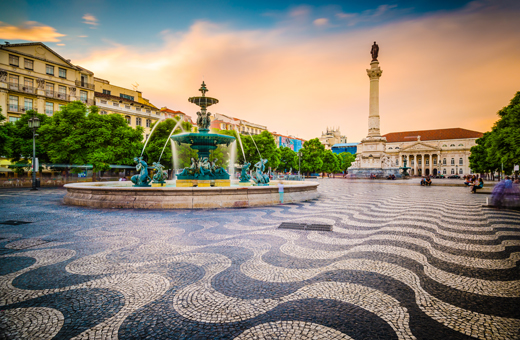 Cheap flights to Lisbon