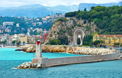 Cheap flights to Nice