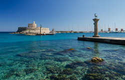 Cheap flights to Rhodes