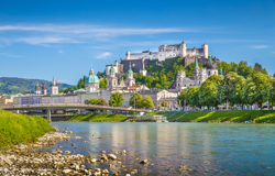 Cheap flights to Salzburg
