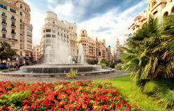 Cheap flights to Valencia