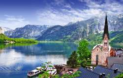Cheap flights to Austria