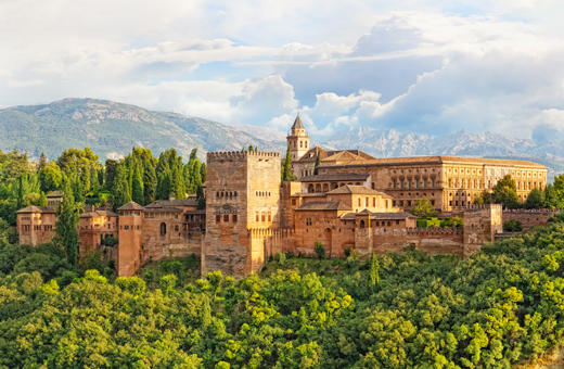 Cheap flights to Spain