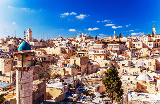 Cheap flights to Israel
