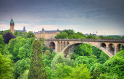 Cheap flights to Luxembourg