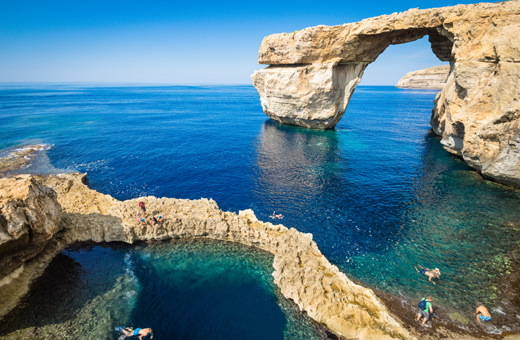Cheap flights to Malta