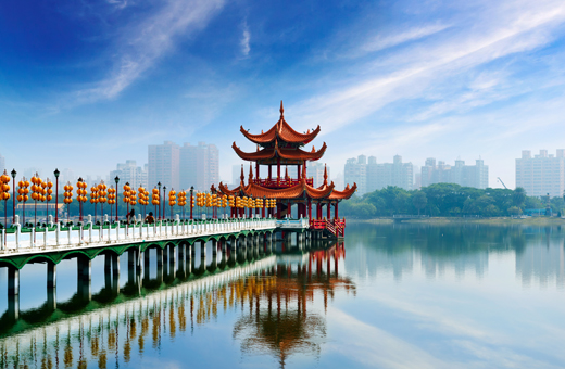 Cheap flights to Taiwan
